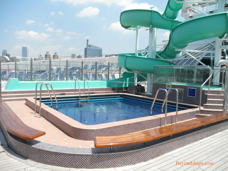 Carnival Miracle Adults Only Deck Grandkindl