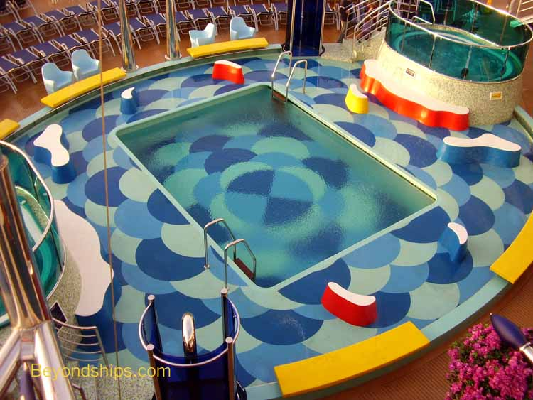 carnival dream pool wwwpixsharkcom images galleries