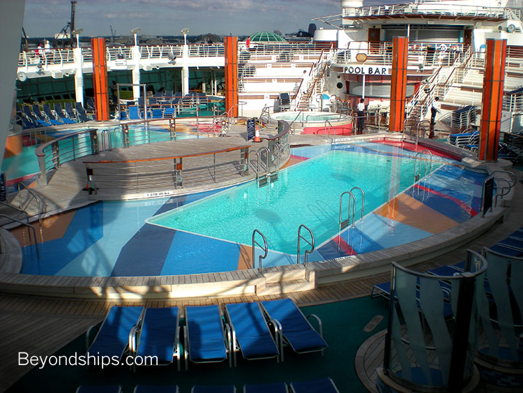 Independence Of The Seas Photo Tour And Commentary