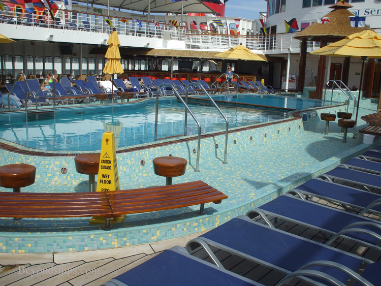 Carnival Sensation Tour And Commentary Page - Sensation cruise ship pictures