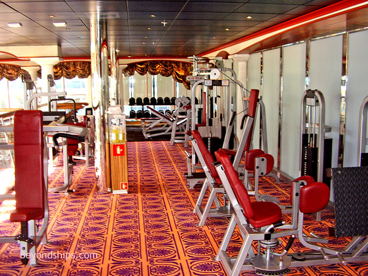 Carnival Legend Photo Tour And Commentary Page 2