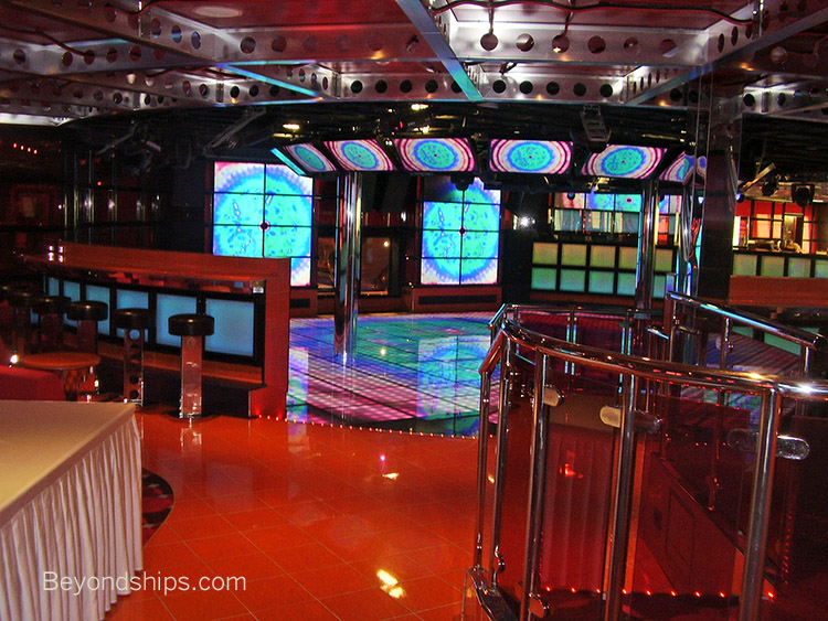 Carnival Splendor Photo Tour And Commentary Page 4