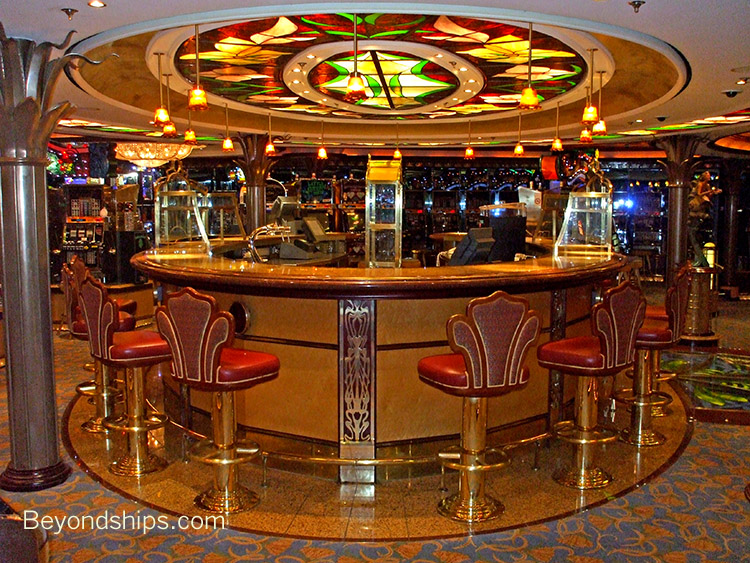 Serenade of the seas photo tour and commenatry bars - Pictures of bars ...