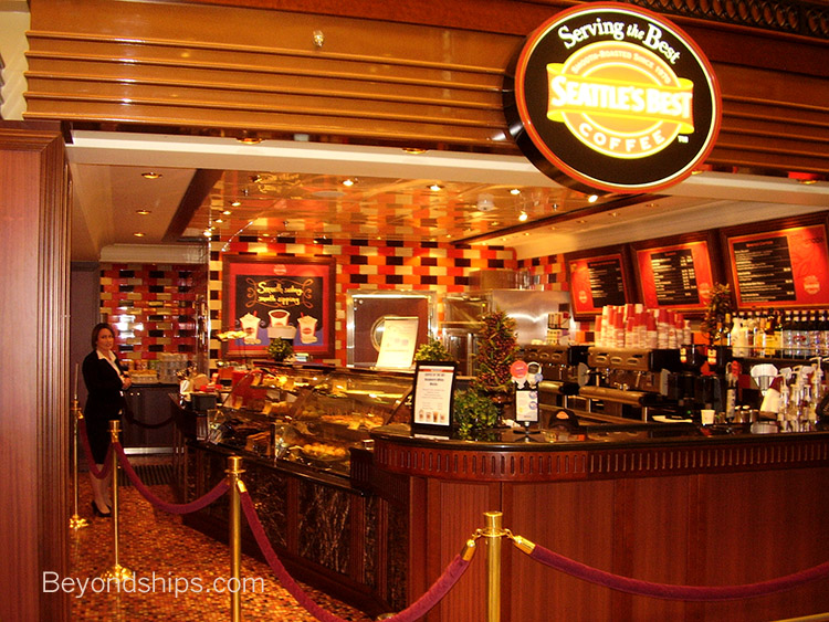 Independence Of The Seas Photo Tour And Commentary Dining