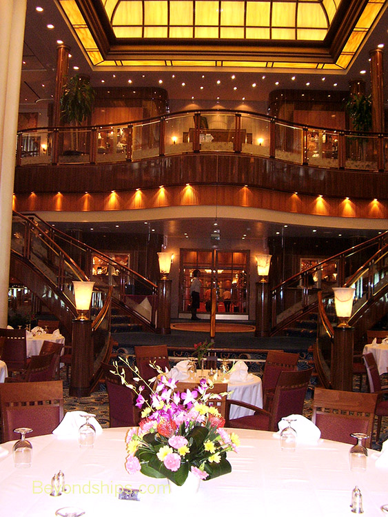 Queen Mary 2 Interview Maitre D Jamie Firth