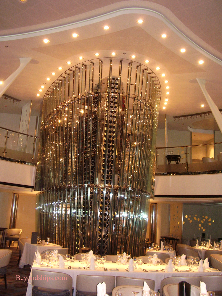 Celebrity Eclipse Tour Page 5 Dining