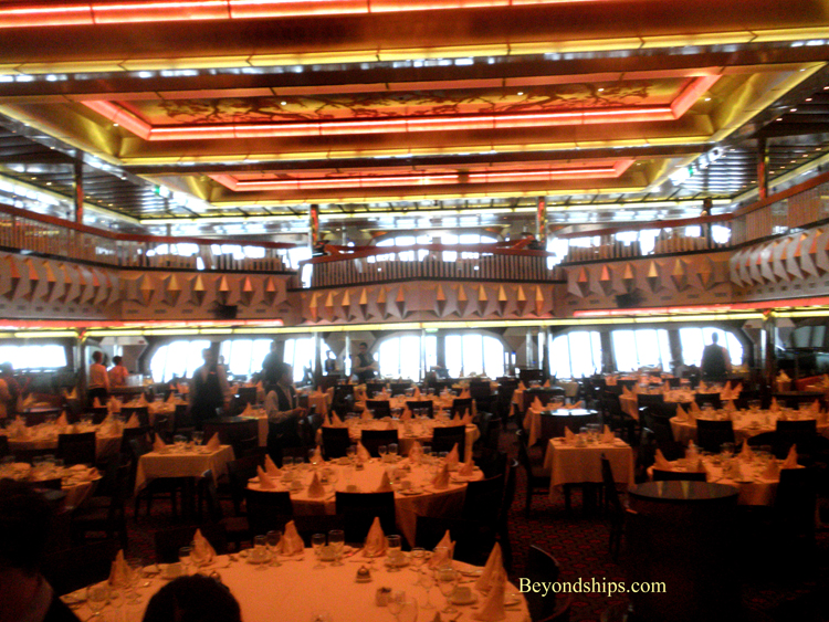 Carnival Glory Main Dining Rooms Menu 3 : 5platinum4 from beyondships.com size 750 x 563 jpeg 604kB