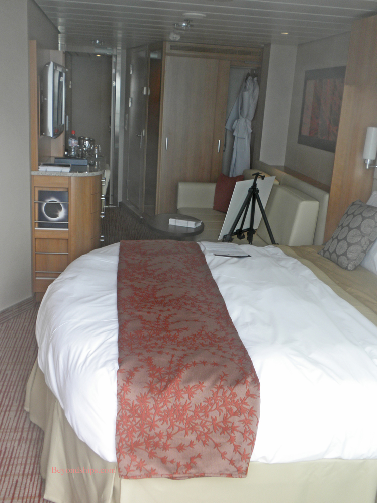 Celebrity Equinox Tour Page 6 Accommodations