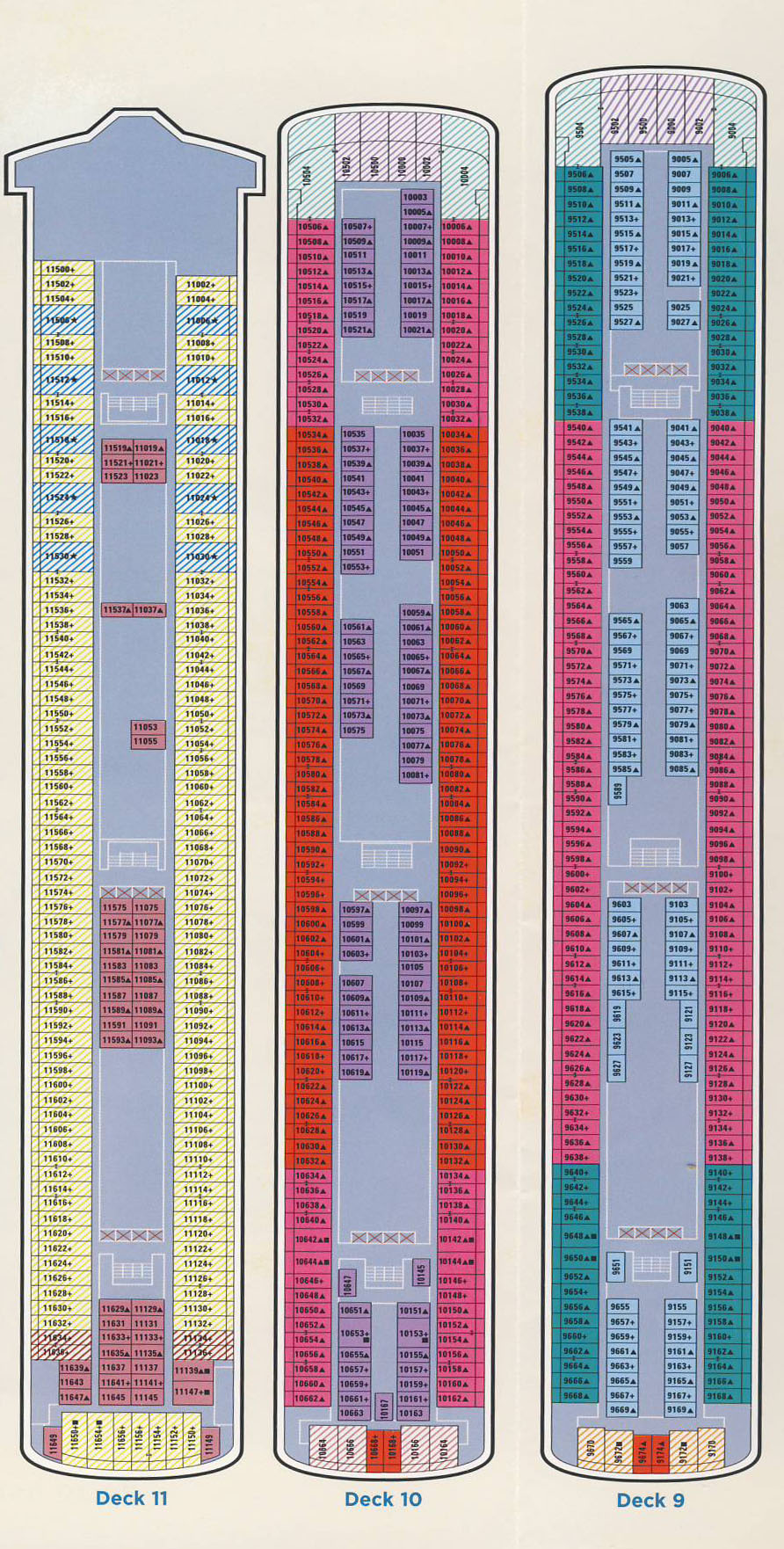 Norwegian jewel deck plan for Deck plans online