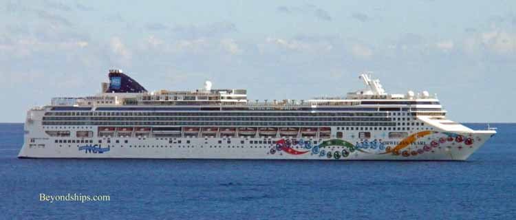 Norwegian Pearll Cruise Ship Profile