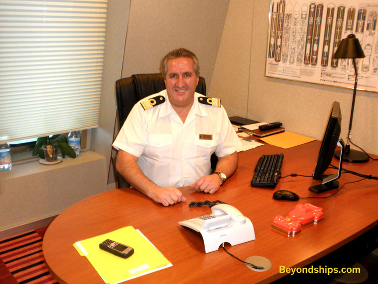 Carnival Dream - An Interview with Hotel Director Donato Becce