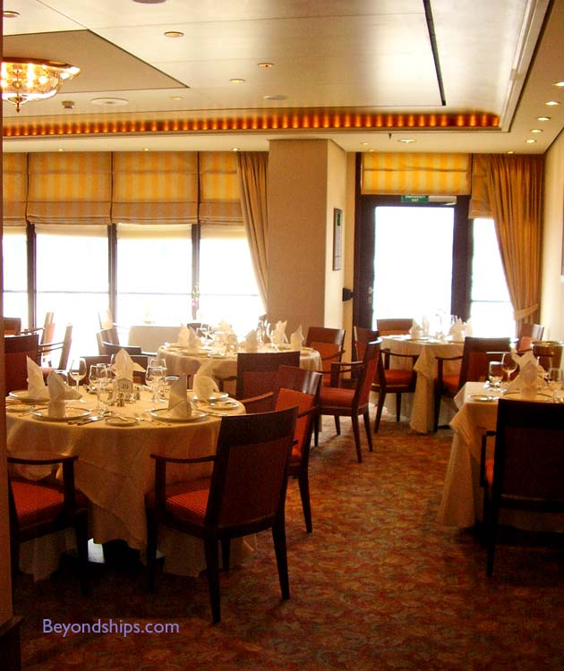 Queen Mary 2 Interview With Executive Chef Klau Kremer