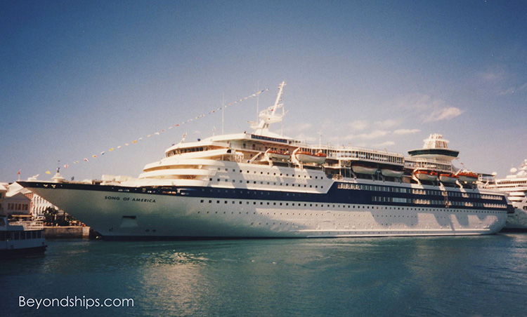 Sunbird Cruise Ship. Cruise ship photo gallery