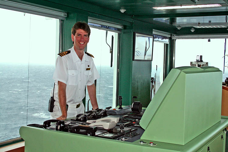 Image result for ship bridge officer