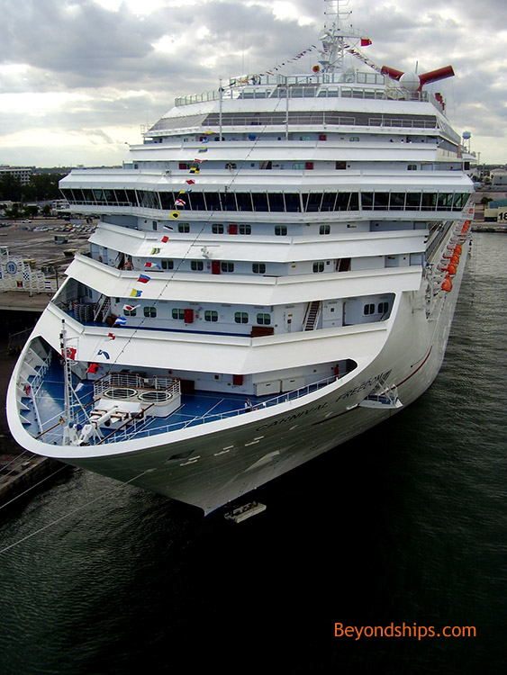 Carnival Freedom Profile Page And Guide