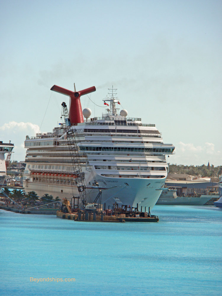 Carnival Conquest Profile Page And Guide