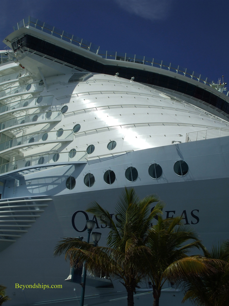 Oasis Of The Seas Profile Page And Guide
