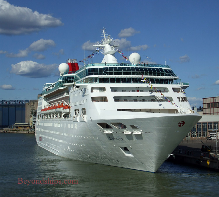 Small Cruise Ship Photo Gallery