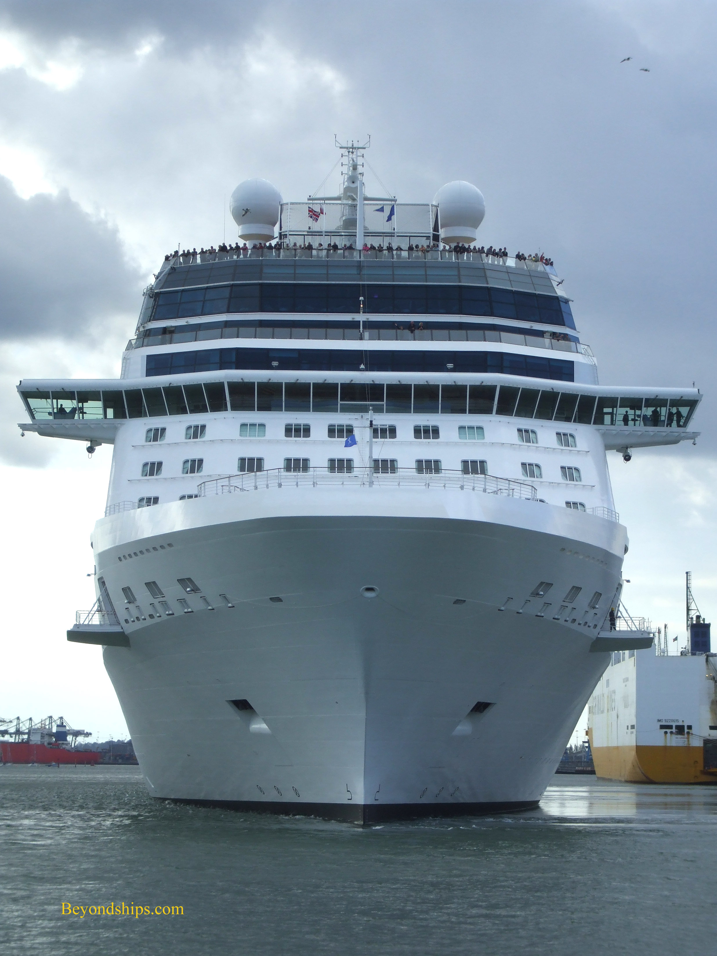 Beyondships Cruise Destinations and Ports