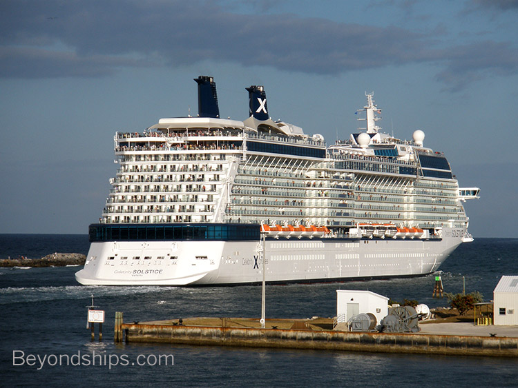 View More FAQs - Celebrity Cruises