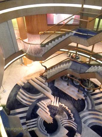 Cruises From Southampton >> Arcadia - P&O Cruises - Photo Tour and Commentary