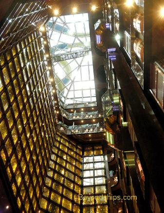 Carnival Dream Cruise Ship Photo Tour And Commentary
