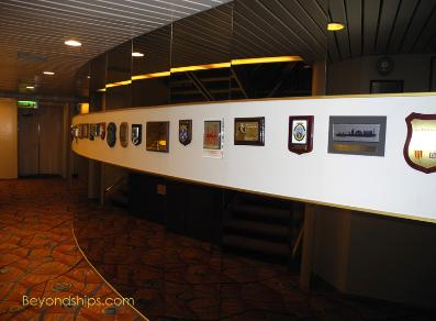 Artania cruise ship (kreuzschiffe), decor