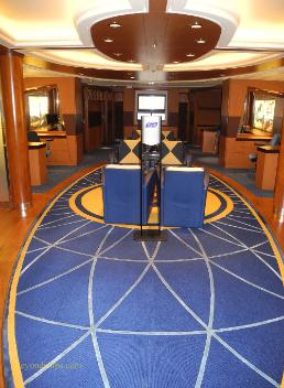 Business Services office cruise ship Independence of the Seas