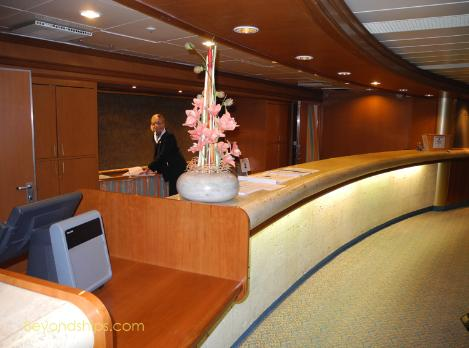 Artania cruise ship (kreuzschiffe), reception