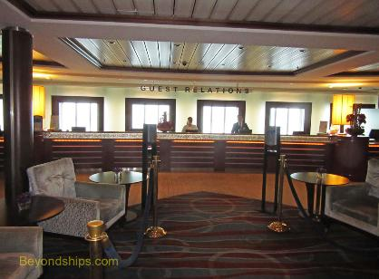 Celebrity cruises reflection dining options at art