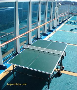 Ruby Princess sports