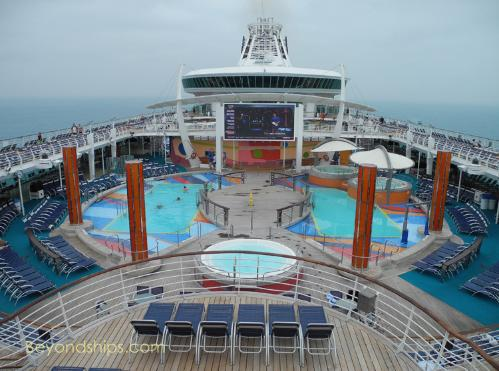 Liberty Of The Seas Photo Tour And Commentary Pools Sports - Liberty of seas