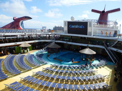Carnival victory deck plans