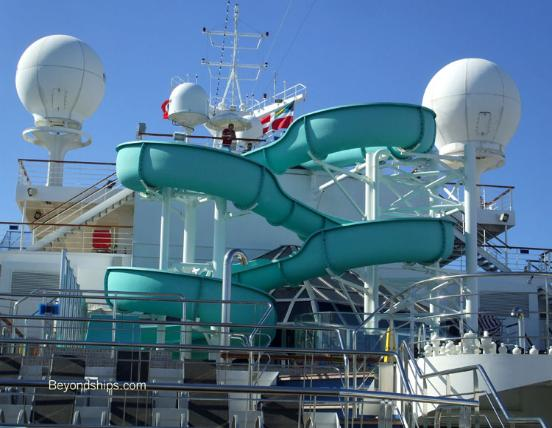 Carnival Conquest Photo Tour Guide And Commentary Open