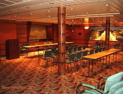 Independence of the Seas cruise ship conference center