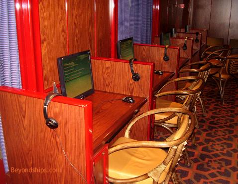 Carnival Freedom cruise ship interior
