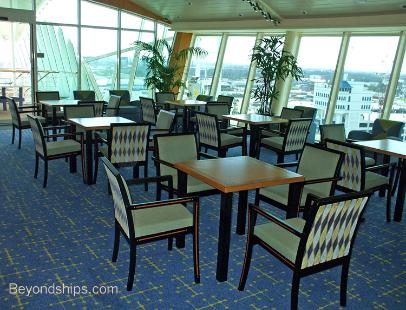 Independence of the Seas cruise ship card room