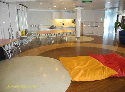 Norwegian Dawn cruise ship, children's facilities