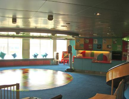 Oasis of the Seas children's facilities