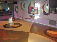 Independence of the Seas cruise ship ship, children's area