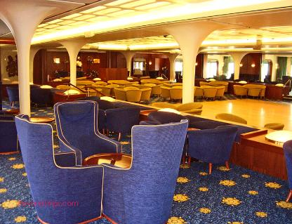 Qe2 Photo Tour And Commentary Major Public Rooms
