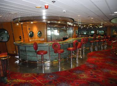 Legend of the Seas, cruise ship, bar