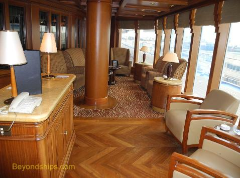 Coral Princess Photo Tour Bars And Lounges