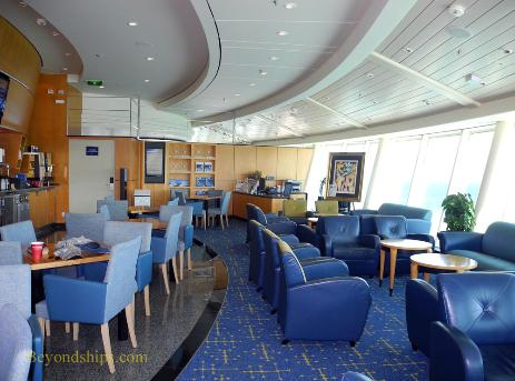Diamond Club, Independence of the Seas cruise ship