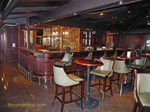 Crown Princess Photo Tour Bars And Lounges