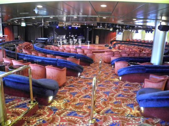 Artania cruise ship (kreuzschiffe), show lounge