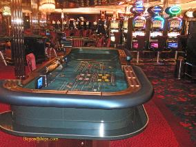 Oasis of the Seas casino