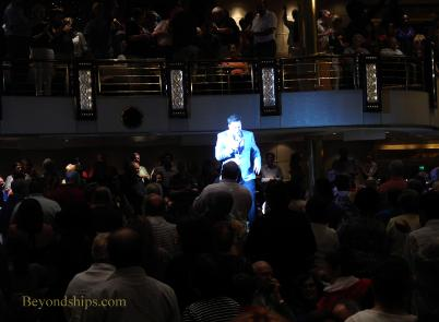 Enchantment Of The Seas Photo Tour And Commenatry Bars