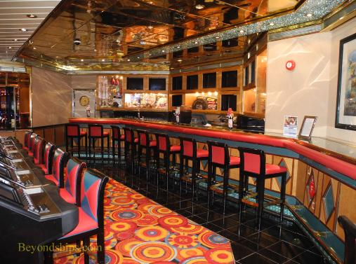 Grandeur Of The Seas Photo Tour And Commenatry Bars