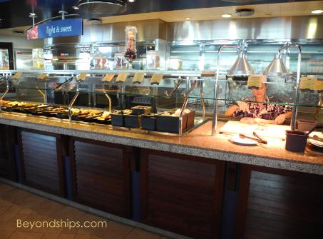 Liberty of the Seas dining